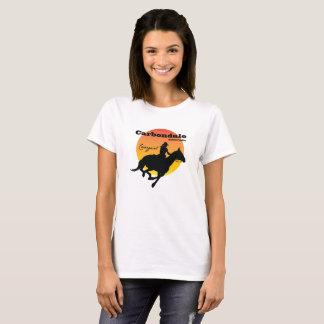 Camiseta Carbondale, vaqueira de Colorado