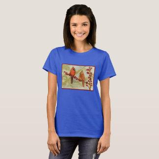 Camiseta Cardeais no amor