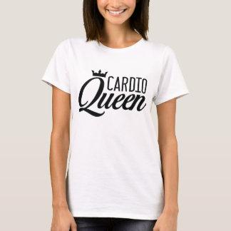 Camiseta Cardio- T da rainha