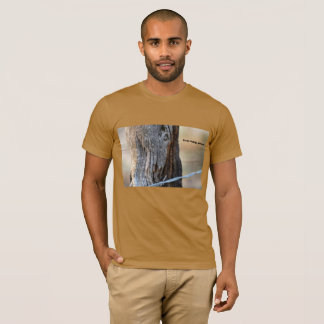 Camiseta Cargo da cerca