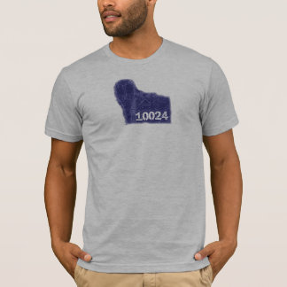 Camiseta Cargo da lâmpada do Central Park no CEP 10024