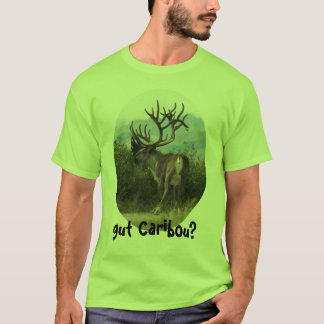 Camiseta caribu do intestino?