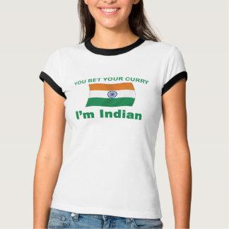 Camiseta Caril indiano