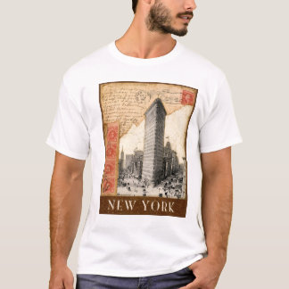 Camiseta Carimbo postal de New York