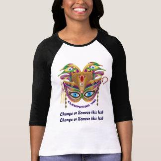 Camiseta Carnaval Cleopatra-VIIi lida sobre o design abaixo
