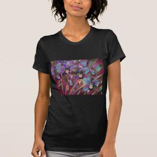 Camiseta Carnaval da orquídea do Cymbidium