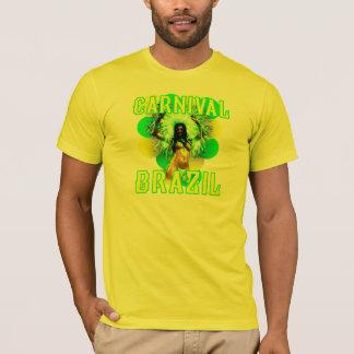 Camiseta Carnaval de Brasil