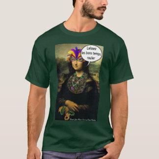Camiseta Carnaval de Mona Lisa
