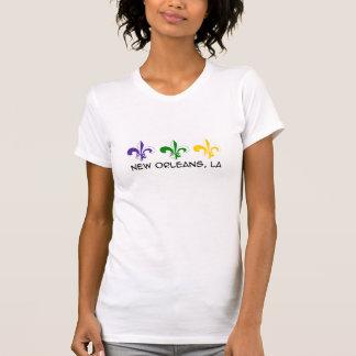 Camiseta Carnaval de Nova Orleães