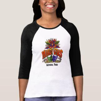 Camiseta Carnaval Galveston Texas
