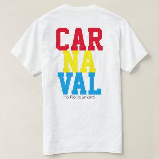 CAMISETA CARNAVAL NO RIO