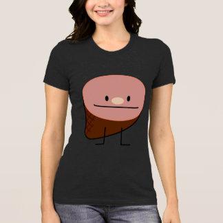 Camiseta Carne de porco fumado cozida mel da proteína do