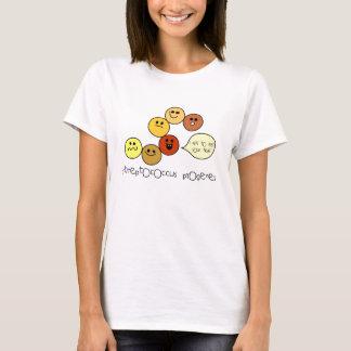 Camiseta Carne que come o t-shirt