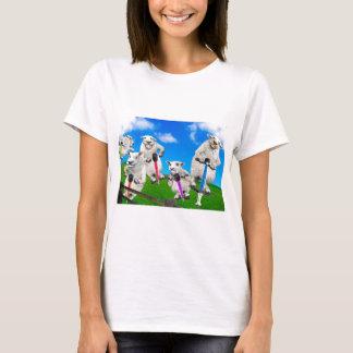 Camiseta Carneiros de salto