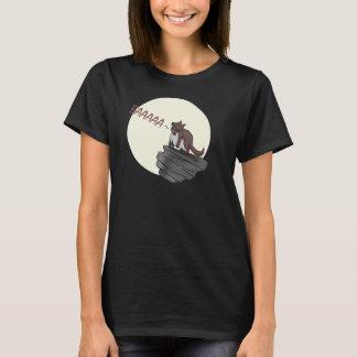 Camiseta Carneiros na roupa dos lobos