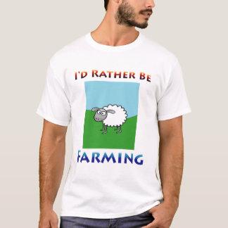 Camiseta Carneiros que eu preferencialmente estaria