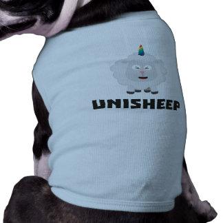 Camiseta Carneiros Unisheep Z4txe do unicórnio
