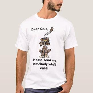 Camiseta Caro deus….