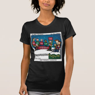 Camiseta Carolers Surdo-Amigáveis