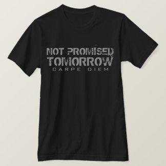 Camiseta Carpe amanhã não prometido Diem