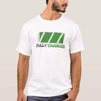 Camiseta Carregado inteiramente