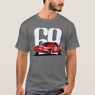 Camiseta Carregador Daytona de 1969 Dodge