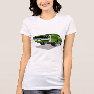 Camiseta Carregador do verde 68