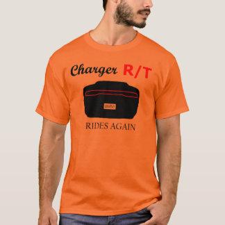 Camiseta Carregador novo R/T de Dodge