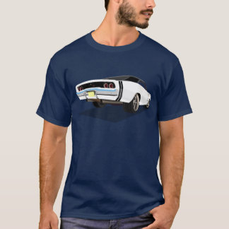 Camiseta Carregador T do branco 68