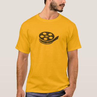 Camiseta Carretel de filme