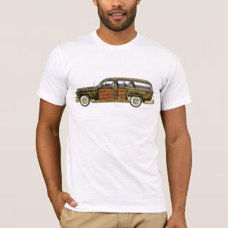 Camiseta Carrinha arborizado clássica