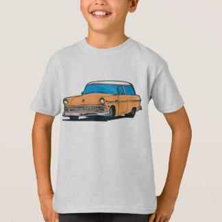 Camiseta Carrinha velha