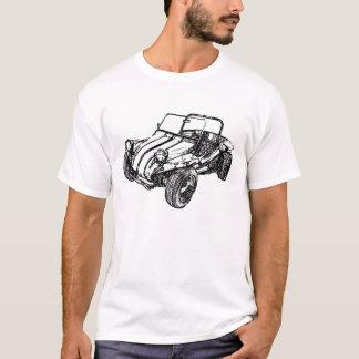 Camiseta Carrinho de duna do vintage