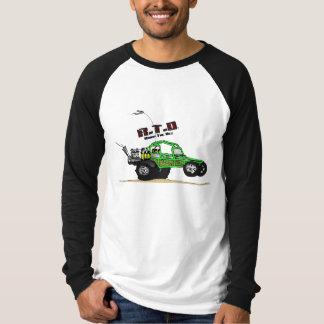 Camiseta Carrinho de duna T