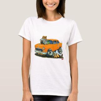 Camiseta Carro 1955 alaranjado de Chevy 150-210