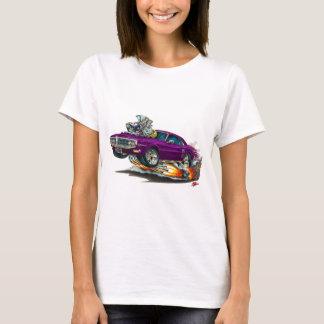 Camiseta Carro 1967-68 do roxo de Firebird