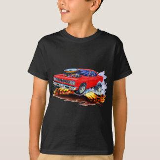Camiseta Carro 1968-69 do vermelho do Roadrunner