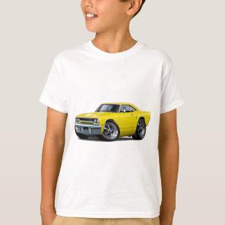 Camiseta Carro 1970 amarelo do Roadrunner
