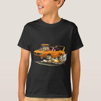 Camiseta Carro 1970 da laranja de Superbird