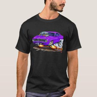 Camiseta Carro 1970 do roxo de Cuda