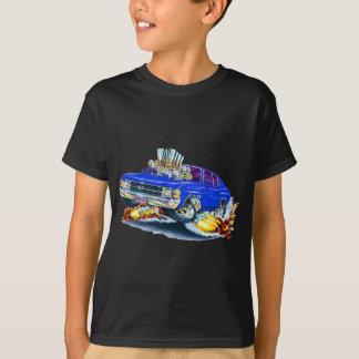 Camiseta Carro 1971-72 do azul de Chevelle