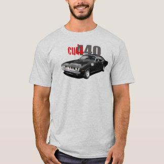 Camiseta Carro 1971 do músculo de Plymouth CUDA 440-6