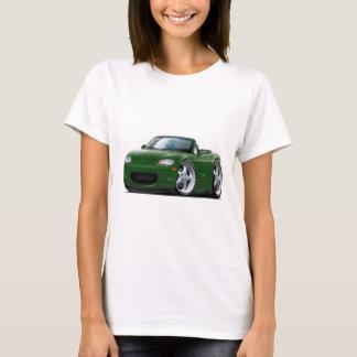 Camiseta Carro 1999-05 verde de Miata