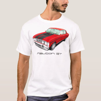 Camiseta Carro australiano clássico do músculo