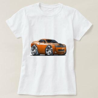 Camiseta Carro da laranja do desafiador de Dodge