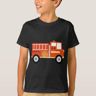Camiseta Carro de bombeiros