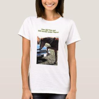 Camiseta Carro de cavalo 300 engraçado
