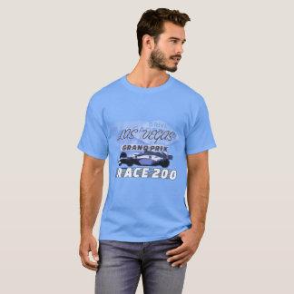 Camiseta Carro de corridas Prix grande de Las Vegas
