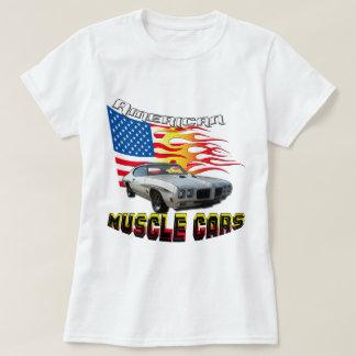 Camiseta Carro do músculo de 1970 GTO