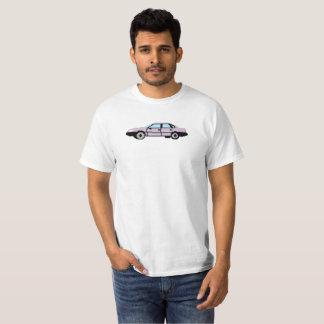 Camiseta Carro do pixel